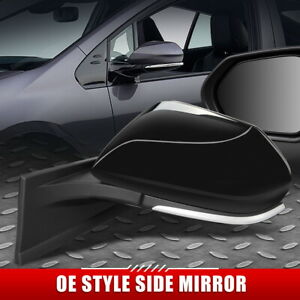 FOR 16-20 TOYOTA PRIUS OE STYLE POWERED+HEATED DRIVER LEFT SIDE VIEW DOOR MIRROR