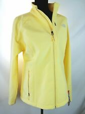 New The North Face Womens XL Apex Bionic 2 Jacket Yellow Outdoor Core Coat NWT