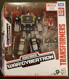 Decepticon  Soundwave, Transformers War For Cybertron, Wal-Mart Exclusive