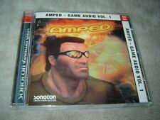 Sonoton SCD 646 library music CD Amped - Game Audio Vol 1 nu metal, hip hop
