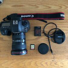 Canon EOS 5D Mark III EF 16-35 II f/2.8L USM (*Read Desc.)