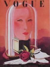 Art Deco Portrait Original Art Prints