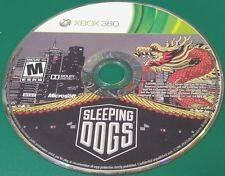 Sleeping Dogs (Microsoft Xbox 360, 2012)(DISC ONLY) #5800