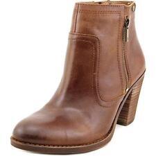 Botas de mujer de tacón alto (más que 7,5 cm) de piel talla 35
