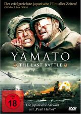 *FSK18* Yamato - The Last Battle dvd, neu, deutsch, 2. Weltkrieg, Japan, uncut