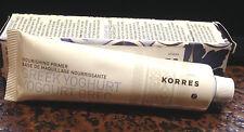 KORRES GREEK YOGHURT NOURISHING PRIMER 1.01 oz NIB