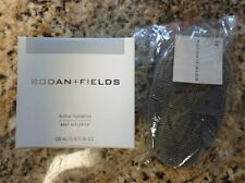 Rodan + Fields Active Hydration Body Replenish Bonus Body Scrubber loofah Facial