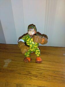 Sergeant Bananas 1991 Mirage Studios Playmates Toys TMNT