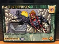 Wildstorms Collectible Card Game 1995 - Halo Enterprises Card CCG Rare