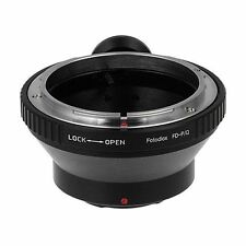 Fotodiox Adaptateur Objectivement Canon FD sur Pentax Q Caméra