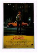 "Taxi Driver ""Robert DeNiro 1976 Movie Classic Poster Print"