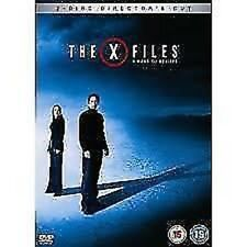 X Files Édition Collector Neuf DVD (3969901001)