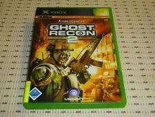 Ghost Recon 2 para Xbox * embalaje original *