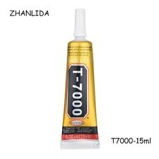 15 ML COLLA NERA T7000 ZHANLIDA PER RIPARAZIONE DISPLAY TOUCH SAMSUNG APPLE LG