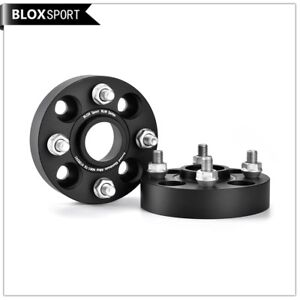 2pc 40mm 4x100 Wheel Spacers CB56.1 for Honda Jazz Fit Insight Civic Accord