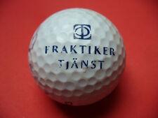 Pelota de golf con logo-profesionales tjänst-golf logotipo pelota como recuerdo regalo......