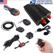 TK103A Vehicle Car GPS SMS GPRS Tracker Real Time Tracking Device Syatem USA