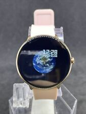 iTouch Rose Gold-Tone Pink Bracelet Touchscreen Sport Smart Watch #37