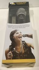 Behringer Ultralink ULM300USB 2.4GHz Handheld Digital Wireless Mic System New