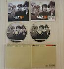 RARE COFFRET RIGIDE 2 CD U2 18 BEST OF 34 TITRES TAIWAN