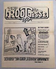 The Root of Jesse - Jesus People Newspaper? - 1972 Springfield Missouri
