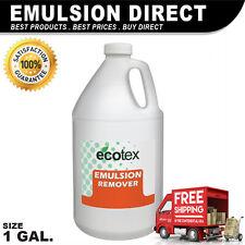 Ecotex EMULSION REMOVER - Industrial Screen Printing Emulsion Remover - 1 Gallon