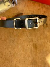 Sportdog Replacement 3/4 Inch Black Collar Strap - 28 Inches Long - SAC00-10816