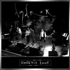 CD ROCK PROGRESSIF DIGIPACK AMAROK LIVE IN GOUEVIA 2005