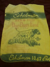 Eshelman 25lb dog and puppy food bag