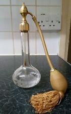 Marcel Franck brevete Sgdg Perfume Bottle  Made in France very good con