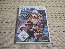Hollywood Studios Party für Nintendo Wii und Wii U *OVP*