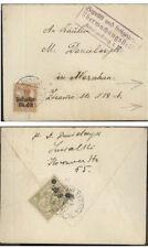 DR Postgebiet Ob.Ost Mi 6 EF Brief nach Warschau - Stadtpost Warschau 10