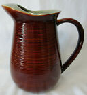 Red Wing Village Green Water Pitcher 48 oz