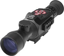Atn X-Sight Ii 3-14x Smart Day/Night Riflescope w/Hd Video, Wi-Fi, : Dgwsxs314Z