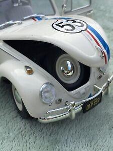 Slightly Used Disney Herbie the Love VW Bug 1966 Volkswagen #53