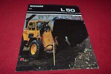 Michigan L50 Wheel Loader Dealer's Brochure YABE15