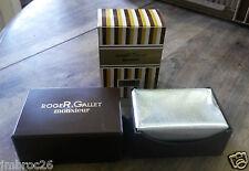 Parfum Roger R. Gallet Monsieur  Paris France Savon Havane neuf et  porte savon