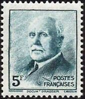 """FRANCE STAMP TIMBRE N° 524 """" MARECHAL PETAIN 5F """" NEUF xx TTB"""