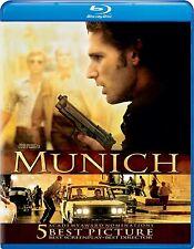MUNICH (2005 Steven Spielberg) Blu Ray - Sealed Region free for UK