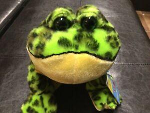 Webkinz Bullfrog Brand new with unused code.