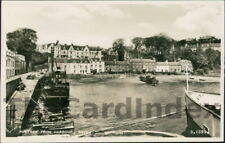 PORTREE Harbour Postcard INVERNESS-SHIRE Valentine & Sons Ltd.