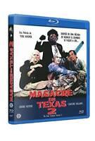 Masacre en Texas 2 (1986) The Texas Chainsaw Massacre Blu-ray REGION LIBRE.A-B-C