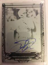 2016 Topps Tribute Joc Pederson Auto Dodgers 1/1! Printing Plate!! HOT!!