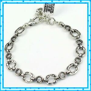 Brighton Charm Bracelet Add Snap Charms NWT