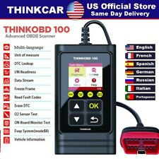 Automotive OBD2 Scanner Code Reader Check Engine Fault Diagnostic Tool ThinkOBD