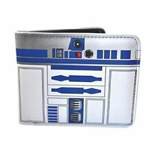 Bi Folding Faux Leather Wallet - Star Wars R2 D2