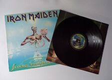 Iron Maiden Seventh Son of a Album Vinyl LP Record EMD1006B - 1988 Heavy Metal