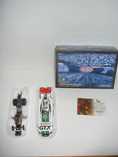 Ashley Force Signed Castrol Gtx 2008 Mustang Funny Car 1/24 Nhra Gai Certified