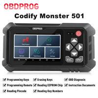 OBDPROG M501 ECU Programmer Auto Scanner Pin Code Reader Immobilizer OBD2 Scan