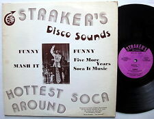 "FUNNY Mash It / Five More Years 12"" STRAKER'S"